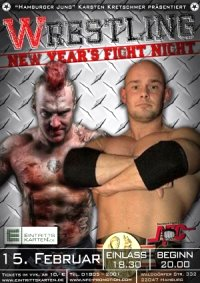 NFC New Years Fight Night 2014