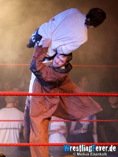 Rock 'N' Wrestling Bash 2013 (München)