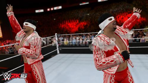 WWE 2K16_Los Matadores