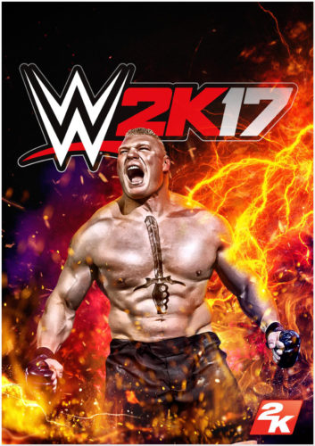 WWE2K17_Cover