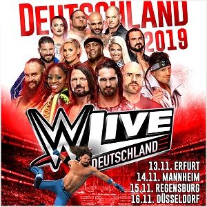wwe deutschland 2019